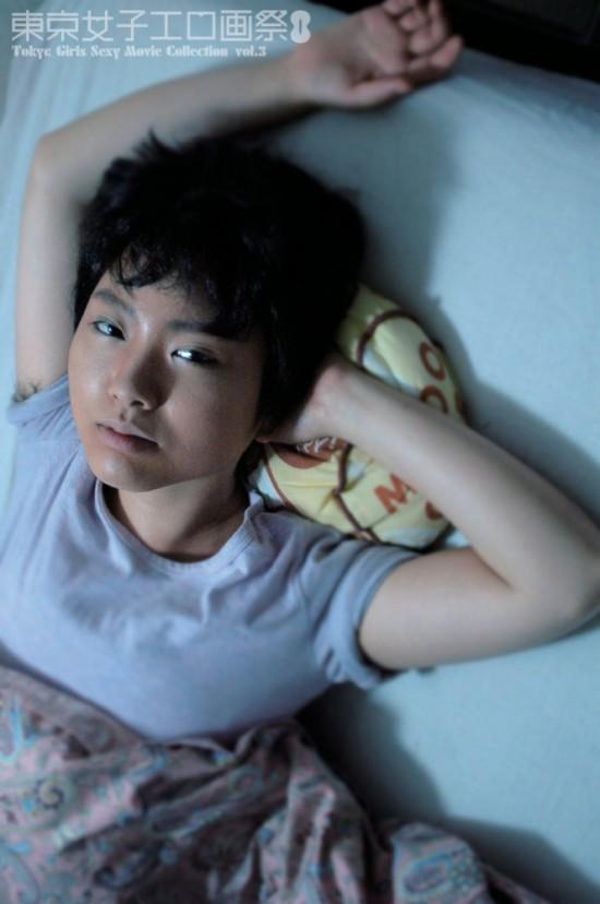第3回東京女子エロ画祭「男想~男装×妄想~」山田はるか