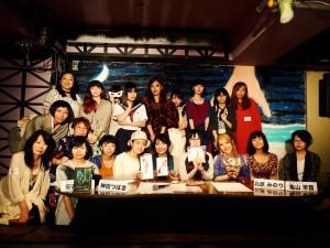 第3回東京女子エロ画祭に参加していただいた作家のみなさま